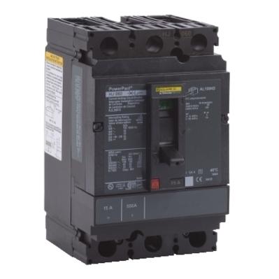 SQUARE D - SCHNEIDER ELECTRIC HJL26020 Schneider Electric / Square D  HJL26020  Molded Case Circuit Breaker