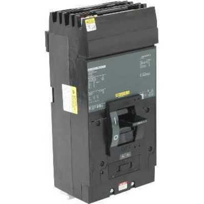 SQUARE D - SCHNEIDER ELECTRIC LA36250 Schneider Electric / Square D LA36250 Molded Case Circuit Breaker  600V 250A