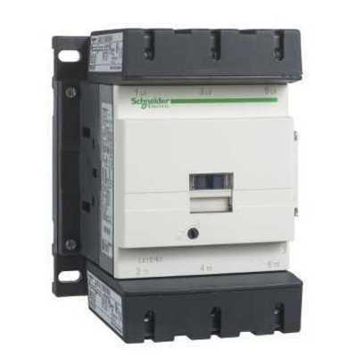 SQUARE D - SCHNEIDER ELECTRIC LC1D150G7 Schneider Electric LC1D150G7 Square D Contactor, Non-Reversing