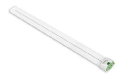 SYLVANIA S6766 Sylvania FT40DL/830/RS/ECO Dulux® (T5) Compact Fluorescent Lamp; 40 Watt, 3000K, 80 CRI, 4-Pin (2G11) Base, 15000/20000 Hour Life, Phosphor Coated
