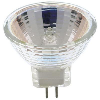 Satco Products Inc. S4627 Satco S4627 Halogen Lamp; 35 Watt, 99 CRI, Bi-Pin (G8) Base, 2000 Hour Life