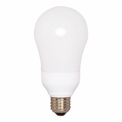 Satco Products Inc. S7292 S7292 SATCO 15W A-TYP 4100K HAL LAMP