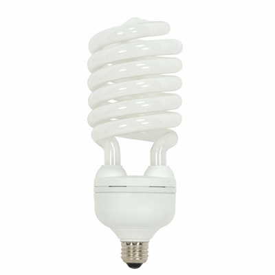 Satco Products Inc. S7385 Satco S7385 Compact Fluorescent Lamp; 65 Watt, 120 Volt, 4100K, 85 CRI, Medium (E26) Base, 10000 Hour Life