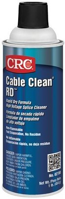 Selecta Switch Crc 02150 CRC 02150 16OZ SPLICE CLEANER