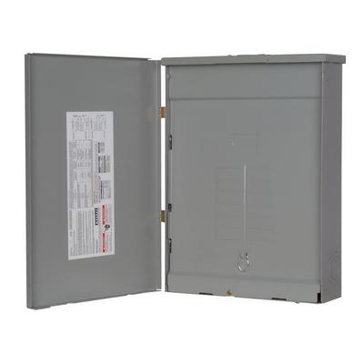 Siemens PW1224L3125CU Siemens PW1224L3125CU PL Series Convertible Main Lug Load Center; 120 - 240/120 - 208 Volt, 125 Amp, 12 Space, 24 Circuit, 3 Phase