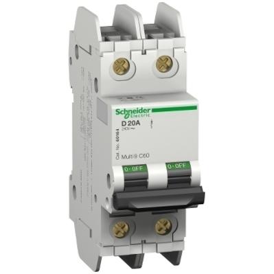 Square D - Schneider Electric 60160 60160 SQD MINIATURE CIRCUIT BREAKER