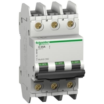 Square D - Schneider Electric 60190 60190 SQD MINIATURE CIRCUIT BREAKER