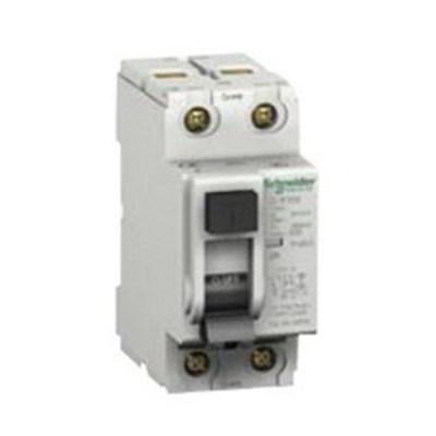 Square D - Schneider Electric 60949 Schneider Electric / Square D 60949 Multi 9™ Ground Fault Protector; 25 Amp, 120/240 Volt At 60 Hz (UL1053), 230/240 Volt At 50 Hz (IEC 61008), 2-Pole, DIN Rail Mount
