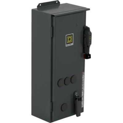 Square D - Schneider Electric 8538SCA24V02S Schneider Electric 8538SCA24V02S Starter Motor Control 1000VAC