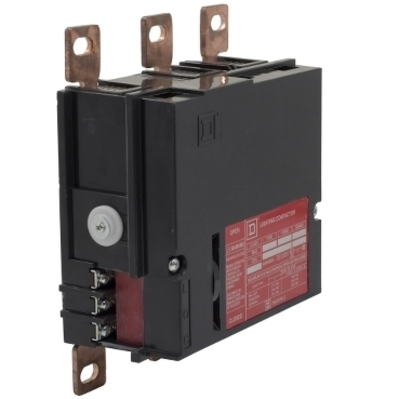 Square D - Schneider Electric 8903PBV11BV02 Schneider Electric / Square D 8903PBV11BV02 Type PB Panelboard Lighting Contactor; 3-Pole, 200 Amp, 110/120 Volt AC Coil At 50/60 Hz, Bus Mount