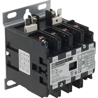 Square D - Schneider Electric 8910DPA34V02U1 Schneider Electric 8910DPA34V02U1 Square D4P 30A 120V C