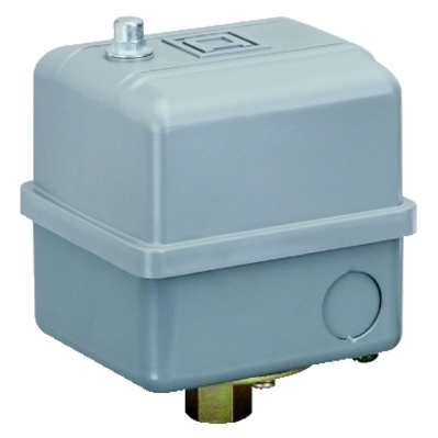 Square D - Schneider Electric 9013GHG2J58 Schneider Electric / Square D 9013GHG2J58 Pumptrol® Electromechanical Pressure Switch; Diaphragm, 300 psi (Destruction)