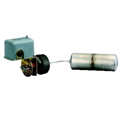 Square D - Schneider Electric 9037HG34 Square D 9037HG34 Level Control Float Switch, 115/230/460/575 VAC, 32/115/230 VDC, 10 A, 2-Pole, Polypropylene