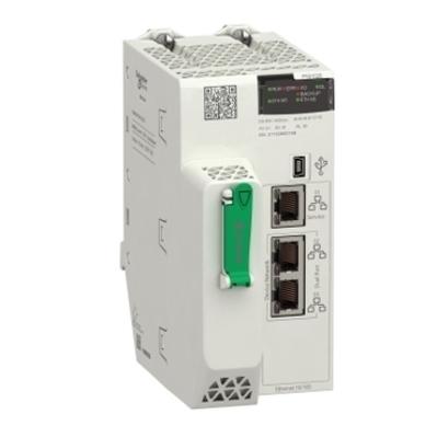 Square D - Schneider Electric BMEP581020 Square D BMEP581020 Level-1 Processor Module, 4-Rack, 1024 Discrete I/O Capacity, 2-Ethernet Network
