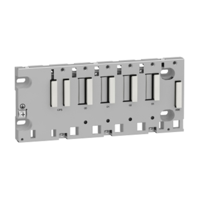 Square D - Schneider Electric BMXXBP0400 Schneider Electric BMXXBP0400 Square D 4 SLOTS BACKPLANE