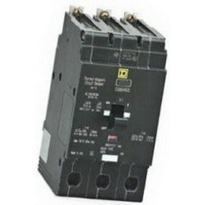 Square D - Schneider Electric EJB34030 Schneider Electric / Square D EJB34030 Lighting Panelboard Miniature Circuit Breaker; 30 Amp, 480Y/277 Volt AC, 3-Pole, Bolt-On Mount
