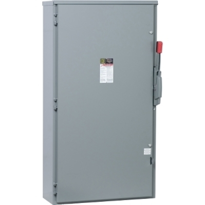 Square D - Schneider Electric H327NR Schneider Electric H327NR SwFusible 240V 800A 3P NEMA3RNeutral