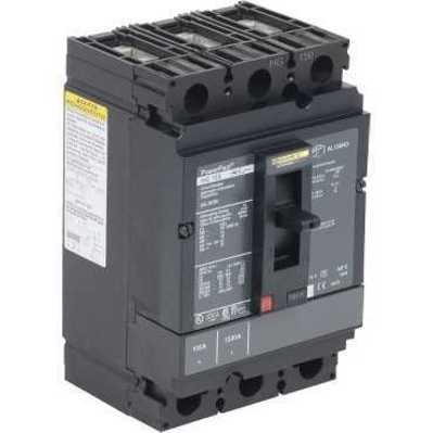 Square D - Schneider Electric HGL36100C Schneider Electric / Square D  HGL36100C  Molded Case Circuit Breaker