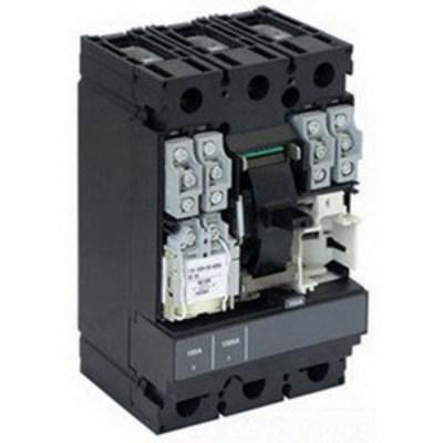 Square D - Schneider Electric HJA36040 Schneider Electric / Square D HJA36040 PowerPact® Molded Case Circuit Breaker; 40 Amp, 600 Volt AC, 250 Volt DC, 3-Pole, Plug-On Mount
