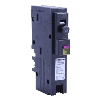 Pump Resettable Fuse 3-20 A Ampere Thermal Circuit Breaker For Electric Motor