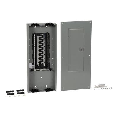 Square D - Schneider Electric HOM3060L125PQGC HOM3060L125PQGC SQD HOM QWIK GRIP LC 125A MLO 30/60 CIR WGB