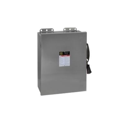 Square D - Schneider Electric HU463DS HU463DS SQD SW UNFUSED HD 600V 100A 4P NEMA4 4X 5