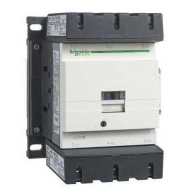 Square D - Schneider Electric LC1D115U7 Schneider Electric LC1D115U7 Contactor 600VAC 115AMP Iec options