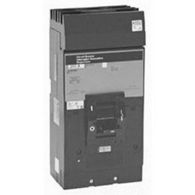 Square D - Schneider Electric LH36400 Schneider Electric / Square D LH36400 I-Line® Molded Case Circuit Breaker; 400 Amp, 600 Volt AC, 250 Volt DC, 3-Pole, Plug-On Mount