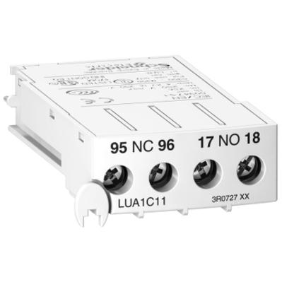 Square D - Schneider Electric LUA1C11 Schneider Electric / Square D   LUA1C11 Fault Ready Auxilary Contact