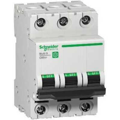Square D - Schneider Electric M9F22340 M9F22340 SQD MULTI9 C60SP 3P C 40A MCB