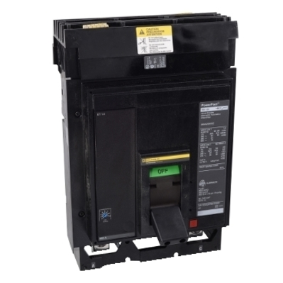 Square D - Schneider Electric MGA36450 Schneider Electric / Square D MGA36450 PowerPact® Circuit Breaker; 450 Amp, 600 Volt AC, 3-Pole, Unit Mount