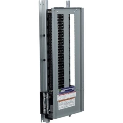 Square D - Schneider Electric NQ454L2 Square D NQ454L2 3-Phase Panelboard, 240 VAC, 48 VDC, 225 A, 4-Wire, Aluminum
