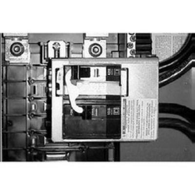 Square D - Schneider Electric PK4DTIM4LA Schneider Electric / Square D PK4DTIM4LA Load Center Retaining Kit; 2-Pole