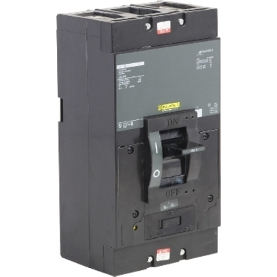 Square D - Schneider Electric Q4L2400 Schneider Electric / Square D Q4L2400 PowerPact® Molded Case Circuit Breaker; 400 Amp, 240 Volt AC, 2-Pole, Unit Mount