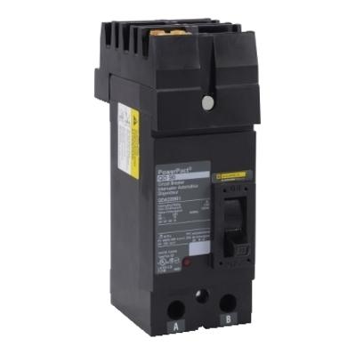 Square D - Schneider Electric QDA221002 Schneider Electric / Square D QDA221002 Molded Case Circuit Breaker  240V 100A
