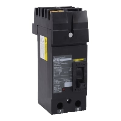 Square D - Schneider Electric QGA221002 QGA221002 SQD MOLDED CASE CIRCUIT BREAKER 240V 100A