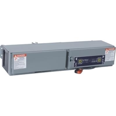 Square D - Schneider Electric QMB361HW QMB361HW SQD SWITCH FUSIBLE QMB 600V 30A 3P