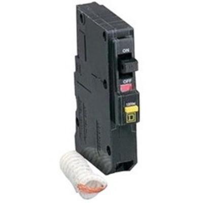 Square D - Schneider Electric QO120EPD Schneider Electric / Square D QO120EPD QO™ Miniature Circuit Breaker; 20 Amp, 120 Volt AC, 1-Pole, Plug-On Mount
