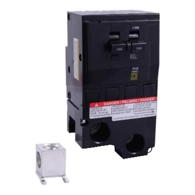 Square D - Schneider Electric QO2175 Schneider Electric / Square D  QO2175  Miniature Circuit Breaker