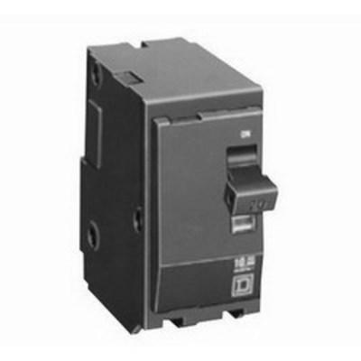 Square D - Schneider Electric QO240VH Schneider Electric / Square D QO240VH QO™ Miniature Circuit Breaker; 40 Amp, 120/240 Volt AC, 2-Pole, Plug-On Mount