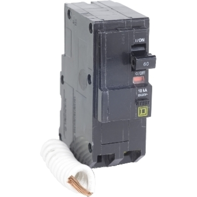 Square D - Schneider Electric QO260EPD Schneider Electric / Square D QO260EPD Miniature Circuit Breaker 240V 60A