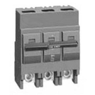 Square D - Schneider Electric QOB360VH1021 Schneider Electric / Square D QOB360VH1021 Miniature Circuit Breaker with Shunt Trip; 60 Amp, 240 Volt AC, 3-Pole, Bolt-On Mount