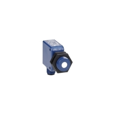Square D - Schneider Electric VM1PTOQ Square D VM1PTOQ Cylindrical Ultrasonic Sensor, 508 mm Sensing Range, 12 - 24 VDC, 59.69 mm Length, 18 mm Width, 43.7 mm Height