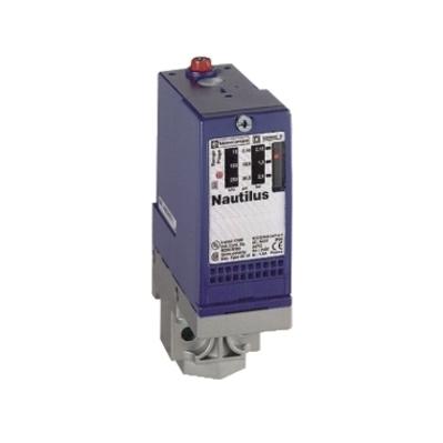 Square D - Schneider Electric XMLA070D2S11 Schneider Electric / Square D XMLA070D2S11 OsiSense® Electromechanical Pressure Switch; Piston, 320 bars (Destruction), 160 bars (Maximum Permissible Accidental)