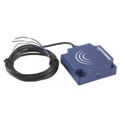Square D - Schneider Electric XS8D1A1MBL2 Square D XS8D1A1MBL2 Fixed Body Inductive Proximity Sensor, 60 mm Sensing Range, 24 - 240 VDC, 80 mm Width, 26 mm Depth, 80 mm Height