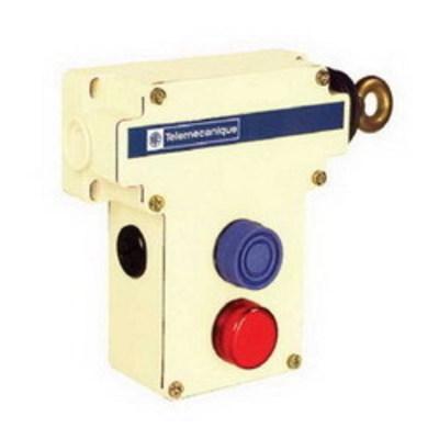 Square D - Schneider Electric XY2CE1A196 Schneider Electric / Square D XY2CE1A196 Type XY Cable Pull Switch; 2 NO, 2 NC, 10 Amp, 24 - 380 Volt