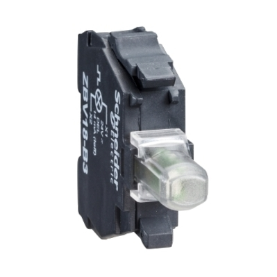 Square D - Schneider Electric ZBVG5 Schneider Electric ZBVG5 Push Button Light Module 22MM 110120VAC XB4