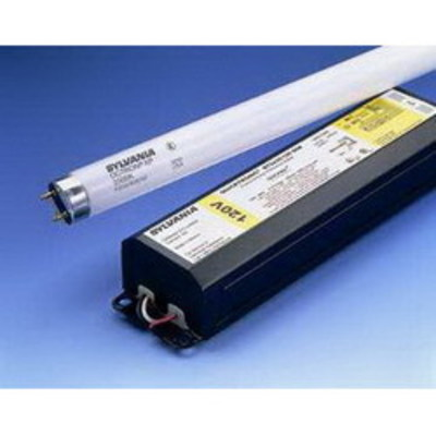 Sylvania S6537 Sylvania FO32/841/ECO Octron® 800 T8 Linear Fluorescent Lamp; 32 Watt, 4100K, 85 CRI, Medium Bi-Pin (G13) Base, 30000 Hour Life, Phosphor Coated