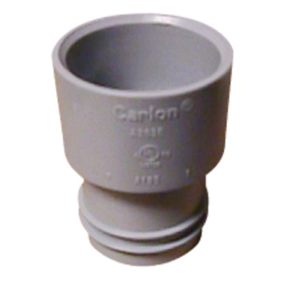 THOMAS & BETTS A263F Thomas & Betts A263F Non-Metallic Male Adapter, 1 inch, Polyvinyl Chloride Cover
