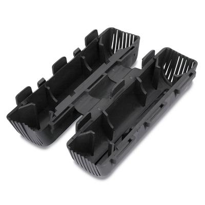 THOMAS & BETTS HT20C Thomas & Betts HT20C Shrink-Kon® H-Tap Insulating Soft Cover; Polypropylene, Black, 4.500 Inch x 1.25 Inch x 1.125 Inch